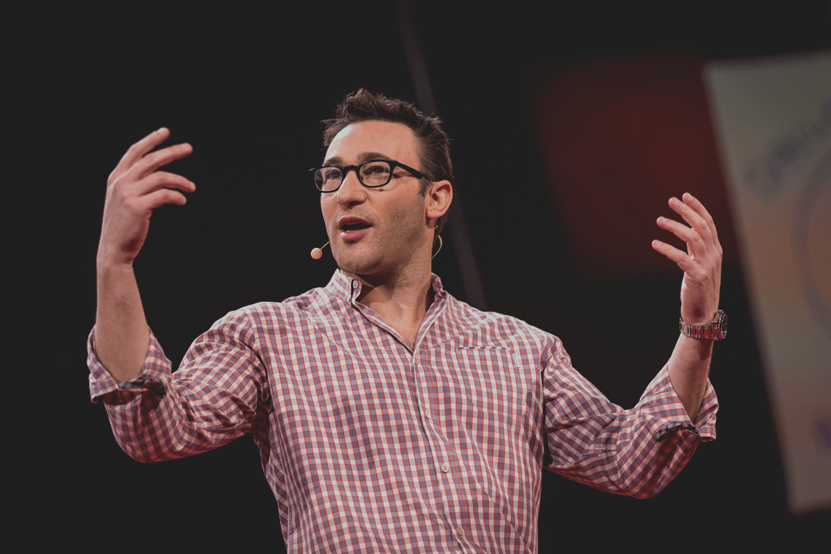 411 Blog - Simon Sinek